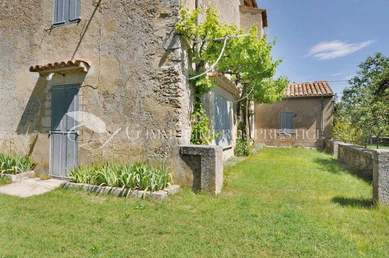 Immobilier prestige vente mas vaucluse ventoux mas et for Photo de mas provencal