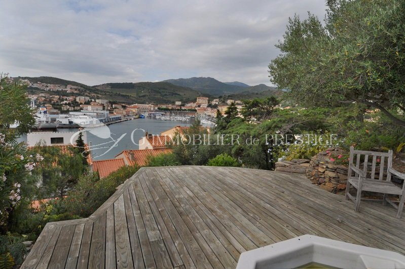 Immobilier prestige port vendres prestige vue mer - Maison de retraite la castellane port vendres ...