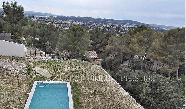 Immobilier prestige : Vaucluse,Avignon, villa contemporaine : Villas ...