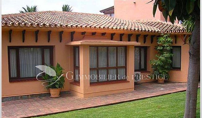 Immobilier prestige vente prestige marbella espagne for Villa et prestige