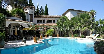 [G. Immobilier de Prestige] UNIQUE PROPERTY SITUATED 15 MINUTES FROM CANNES LA CROISETTE