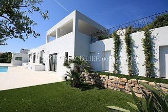 [G. Immobilier de Prestige] CONTEMPORARY VILLA WITH SENSATIONAL  SEAVIEW
