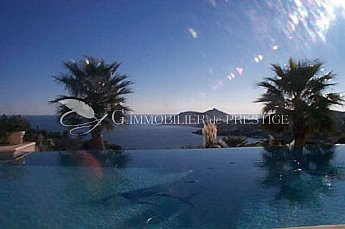 [G. Immobilier de Prestige] Outstanding property with panoramic sea view