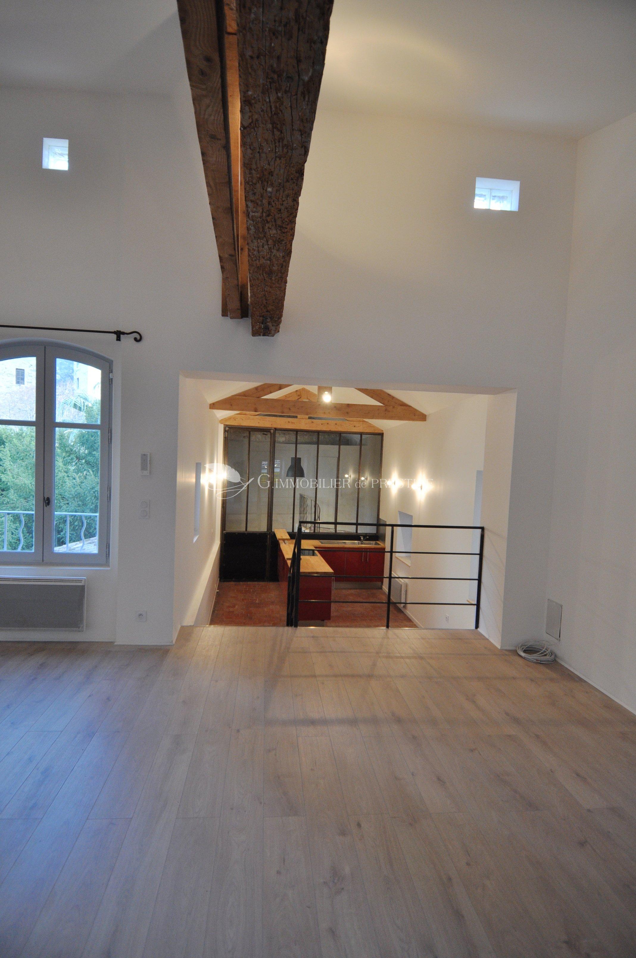 Vaucluse avignon h tel particulier avec loft et for Loft appartement
