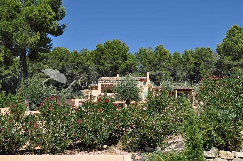 immobilier prestige baisse de prix vaucluse pernes les fontaines villa avec vue villas et. Black Bedroom Furniture Sets. Home Design Ideas