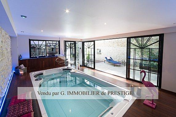 [G. Immobilier de Prestige] Un très beau loft/appartement  avec espace SPA