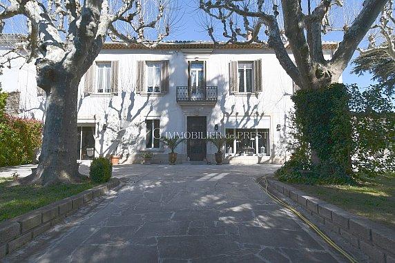[G. Immobilier de Prestige] Très belle maison bourgeoise avec piscine
