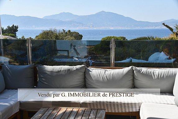[G. Immobilier de Prestige] Une belle villa vue mer proche des plages et des commerces