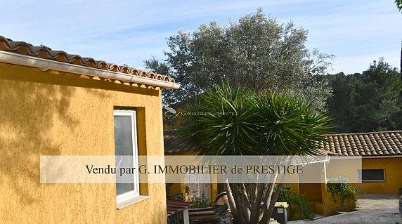 [G. Immobilier de Prestige] Une belle villa dans un quartier résidentiel