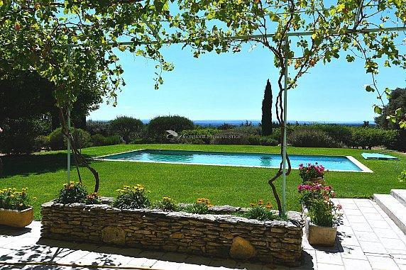[G. Immobilier de Prestige] Une jolie villa avec vue en position dominante