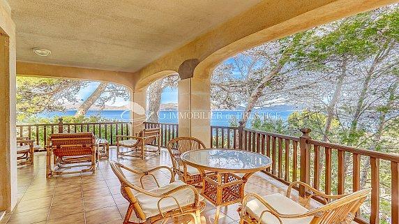 [G. Immobilier de Prestige] Espagne, Majorque, Une belle villa vue mer