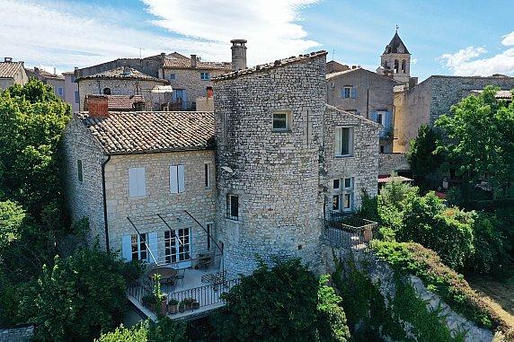 [G. Immobilier de Prestige] Exclusivité, une demeure restaurée avec vue panoramique